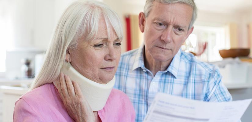Schmerzensgeld nach einem Unfall