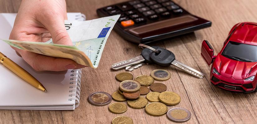 Wertminderung des Autos durch einen Unfallschaden